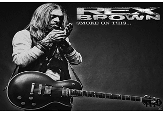 Rex Brown - Smoke On This - (LP + Bonus-CD)