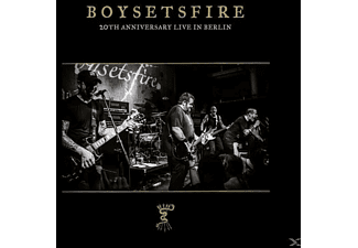 Boysetsfire - 20TH ANNIVERSARY LIVE IN BERLIN - (Vinyl)