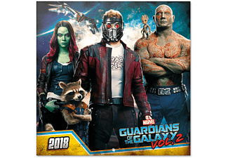 Guardians of the Galaxy - Marvel Kalender 2018