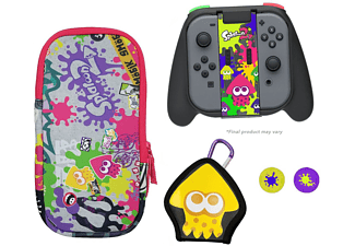 HORI Splatoon 2 Splat Pack Deluxe Zubehör Set