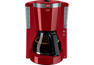 MELITTA 1011-17 LOOK SELECTION, Kaffeemaschine, Rot