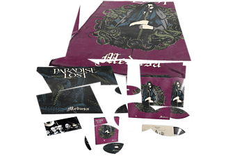 Paradise Lost - Medusa + CD (Box) - (LP + Bonus-CD)