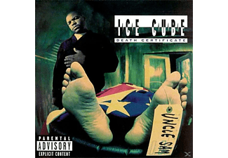 Ice Cube - Death Certificate (25th Anniversary Edt.) 2LP - (Vinyl)