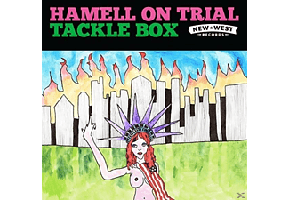 Hamell On Trial - Tackle Box - (CD)