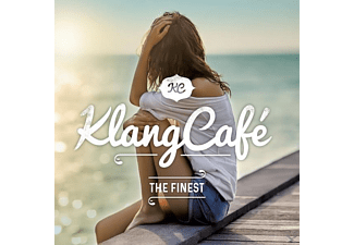 VARIOUS - Klangcafe-The Finest - (CD)