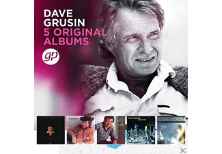 Dave Grusin - 5 Original Albums - (CD)