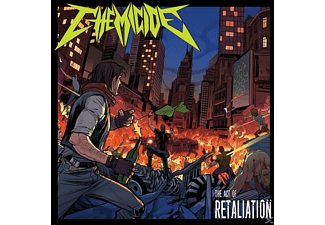 Chemicide - The Act Of Retaliation - (CD)