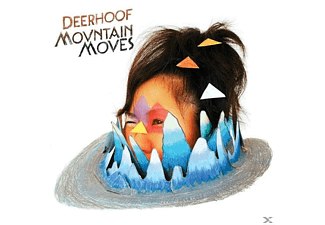 Deerhoof - MOUNTAIN MOVES (LIMITED COLORED EDITION) - (Vinyl)