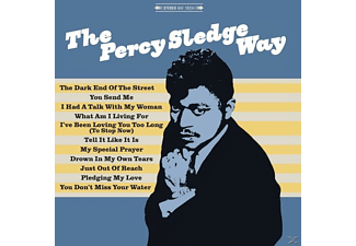 Percy Sledge - The Percy Sledge Way (LP,180gram Vinyl) - (Vinyl)