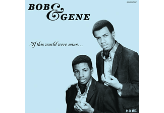 Bob & Gene - IF THIS WORLD WERE MINE (+2 BONUS TRACKS/+MP3) - (LP + Download)
