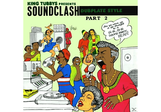 King Tubby - SOUNDCLASH DUBPLATE STYLE PT.2 - (CD)