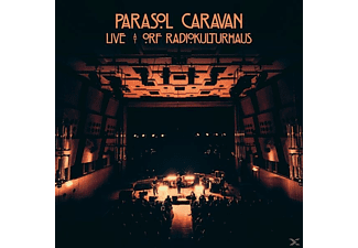 Parasol Caravan - LIVE AT ORF RADIOKULTURHAUS (+MP3) - (LP + Download)