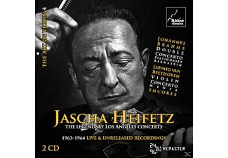 Jascha Heifetz - The Art Of Violin 4 - (CD)