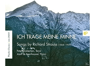 Gijsbertsen, Peter | de Beenhouwer, Jozef - Ich Trage Meine Minne-Songs By Richard Strauss - (CD)