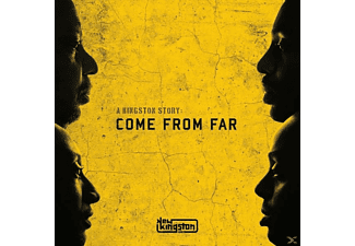 New Kingston - A Kingston Story: Come From Far (LP+MP3) - (LP + Download)