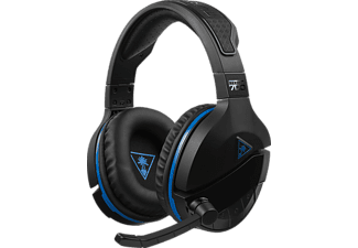 TURTLE BEACH TBS-3770-02 Stealth 700P, Gaming Headset, Schwarz/Blau