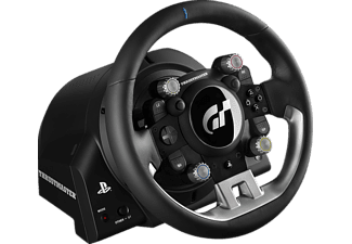 THRUSTMASTER T-GT (Lenkrad inkl. 3-Pedalset, Force Feedback, Gran Turismo Lizenz, PS4 / PC)