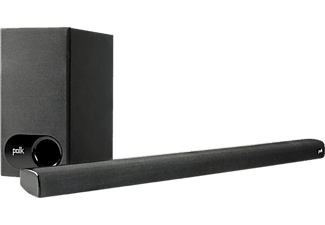 Polk: SignaS1 home cinema set Zwart