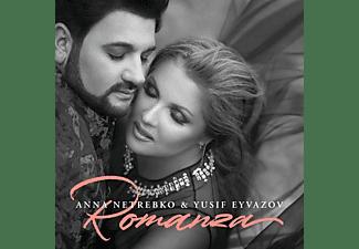Anna Netrebko, Yusif Eyvazov - Romanza - (CD)