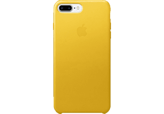 APPLE Leder Case iPhone 7 Plus Handyhülle, Sonnenblume