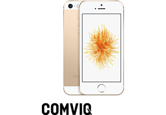 APPLE iPhone SE 32 GB - Guld inkl. Comviq kontantkort