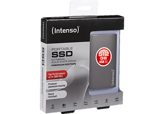 INTENSO Premium Edition, , Externe SSD, 512 GB, 1.8 Zoll