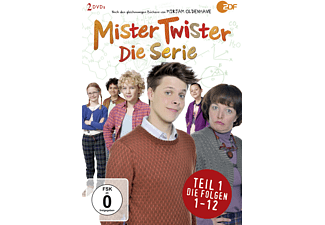 Mister Twister - Die TV-Serie - Vol.1 - (DVD)