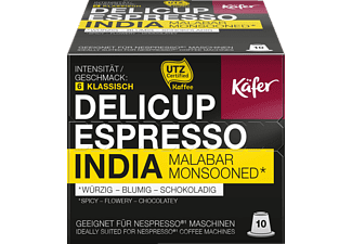 KÄFER Delicup Espresso India Monsoon, Kafeekapseln
