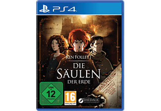Ken Follett – Die Säulen der Erde - PlayStation 4