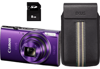 CANON IXUS 285 HS lila Essential Kit