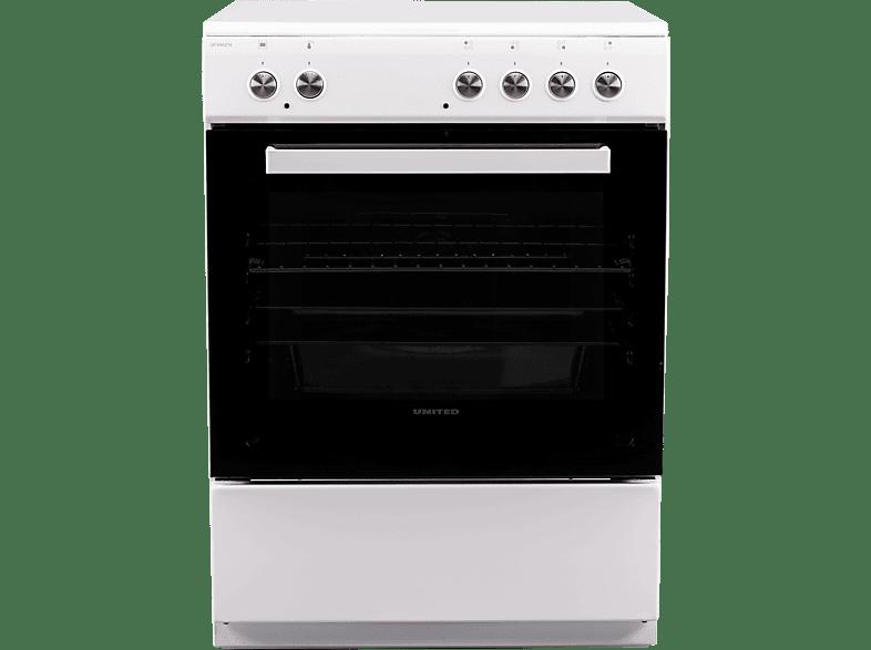 UNITED UFV-60276 οικιακές συσκευές   offline κουζίνες ηλεκτρικές κουζίνες