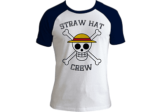 One Piece T-Shirt Straw Hat Gang L