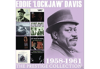 Eddie Jockjaw Davis - The Prestige Collection 1958-1961 - (CD)