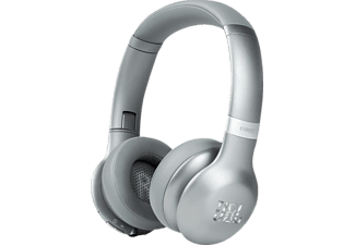 JBL Everest 310, On-ear Kopfhörer, Headsetfunktion, Bluetooth, Silber