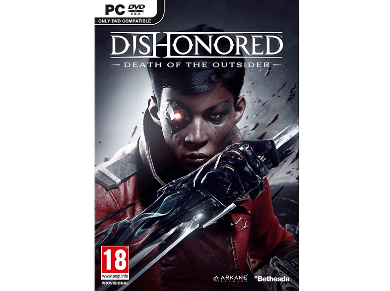 Dishonored: Death of the Outsider PC gaming games pc games