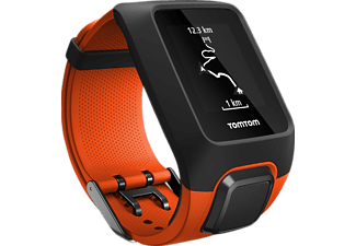 TOMTOM  Adventurer, Fitness Tracker, 206 mm, Orange