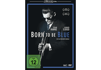 Born to be Blue - (DVD)