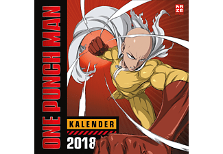 One Punch Man – Wandkalender 2018