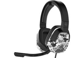 Afterglow LVL 5 Plus Wired Stereo Headset (White Camo)