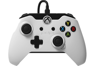 PDP Controller voor Xbox One, PC (wit)