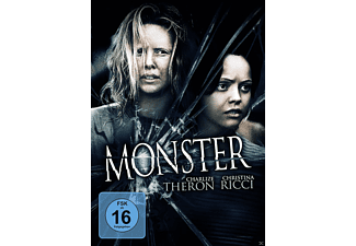 The Monster - (DVD)