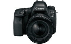 CANON EOS 6D MARK II 24-70