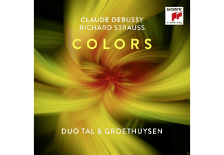 Klavierduo Tal, Groethuysen - Colors - (CD)