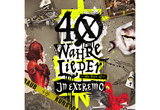 In Extremo - 40 Wahre Lieder-The Best Of - (CD)