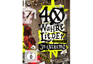 In Extremo - 40 Wahre Lieder-LTD Loreley-Fanbox - (CD + DVD Video)