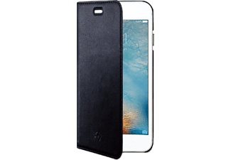 CELLY Air case Huawei P10 Lite-hoz, fekete flip cover
