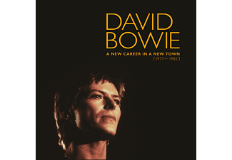 David Bowie - A New Career In A New Town 1977-1982 [CD]