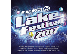 VARIOUS Lake Festival 2017 Electronica/Dance CD