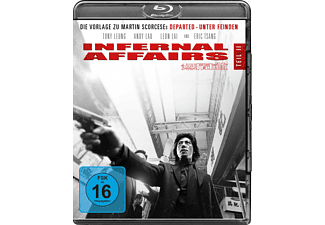 Infernal Affairs Teil 2 - (Blu-ray)