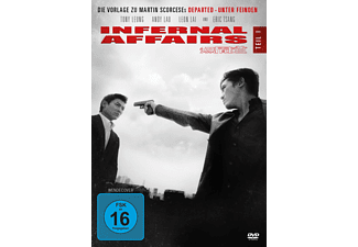 Infernal Affairs - (DVD)